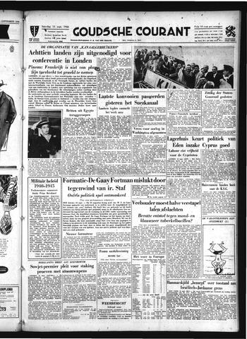 Goudsche Courant 1956-09-15