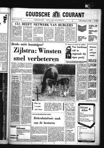 Goudsche Courant 1976-04-27