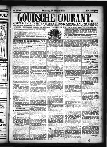 Goudsche Courant 1923-03-26