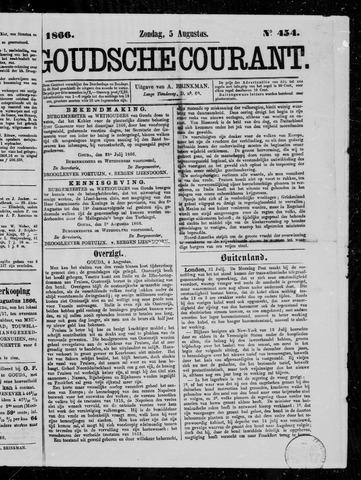 Goudsche Courant 1866-08-05