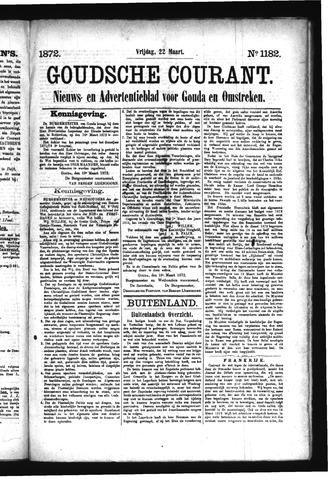 Goudsche Courant 1872-03-22