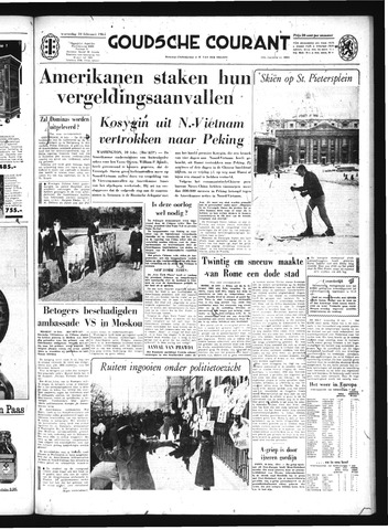 Goudsche Courant 1965-02-10