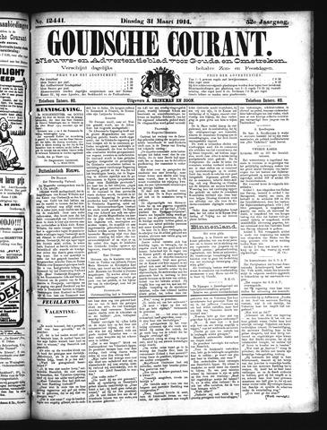 Goudsche Courant 1914-03-31