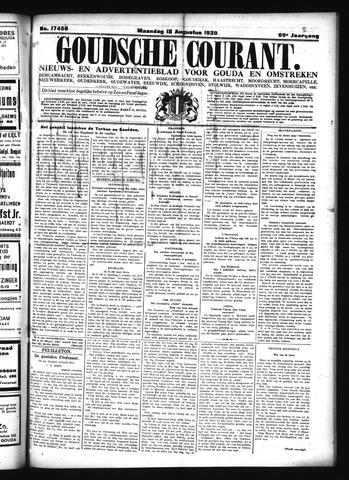 Goudsche Courant 1930-08-18
