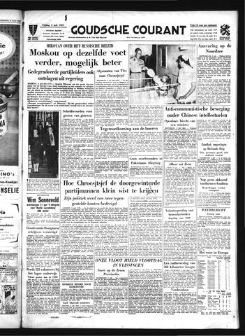 Goudsche Courant 1957-07-05