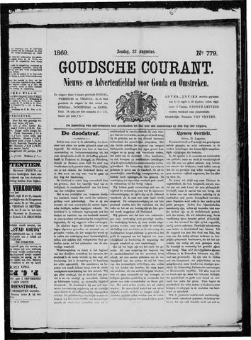 Goudsche Courant 1869-08-22