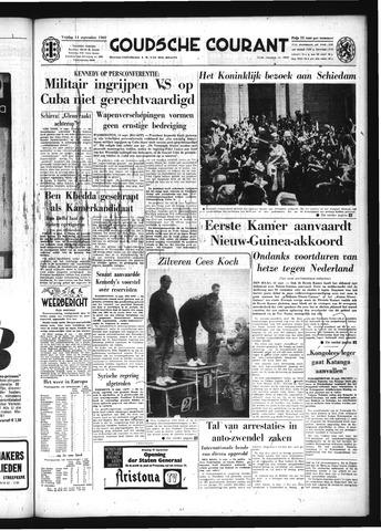 Goudsche Courant 1962-09-14
