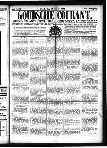 Goudsche Courant 1928-01-12