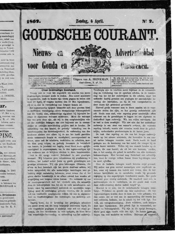Goudsche Courant 1862-04-06