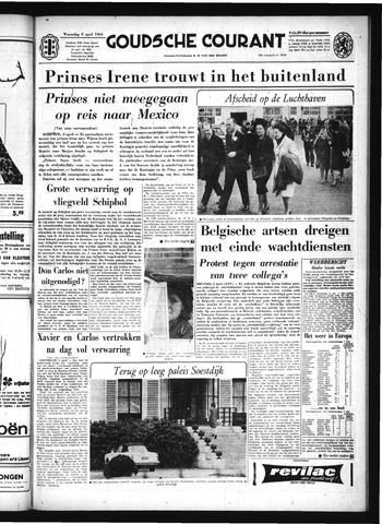 Goudsche Courant 1964-04-08