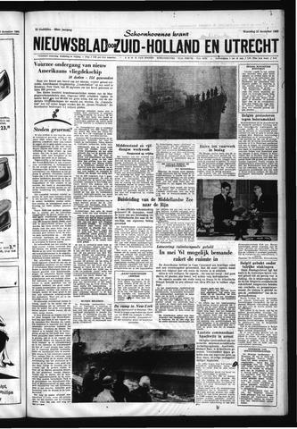 Schoonhovensche Courant 1960-12-21
