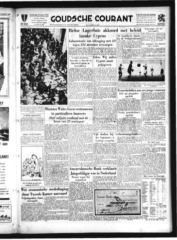 Goudsche Courant 1956-03-15