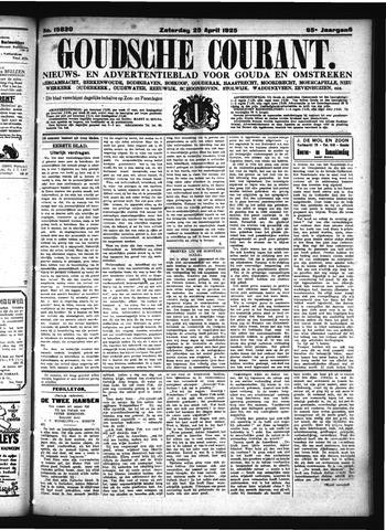 Goudsche Courant 1925-04-25
