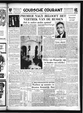 Goudsche Courant 1956-10-26