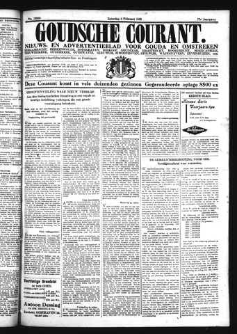 Goudsche Courant 1939-02-04