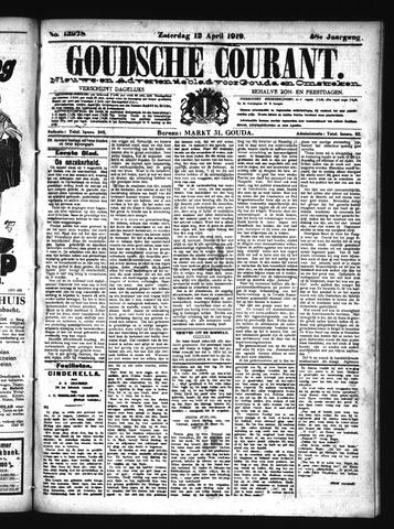 Goudsche Courant 1919-04-12