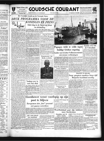 Goudsche Courant 1952-03-18