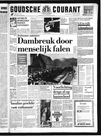 Goudsche Courant 1985-07-23