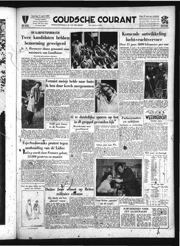 Goudsche Courant 1959-04-11