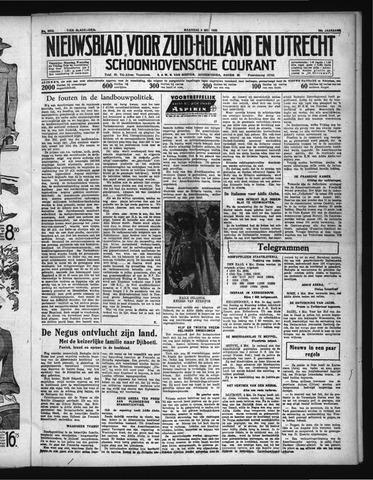 Schoonhovensche Courant 1936-05-04