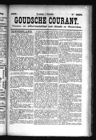 Goudsche Courant 1887-11-02
