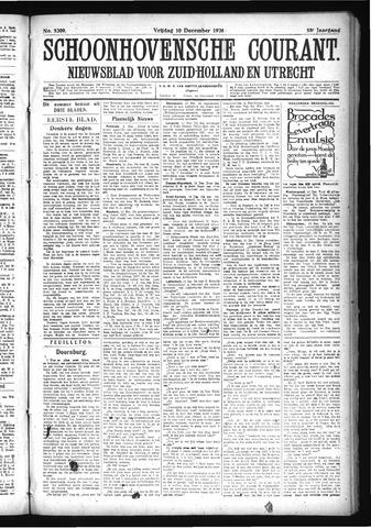 Schoonhovensche Courant 1926-12-10