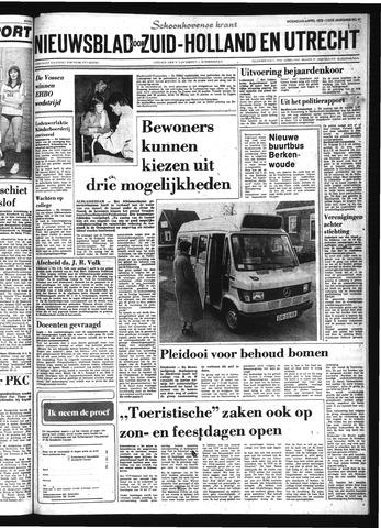 Schoonhovensche Courant 1979-04-04
