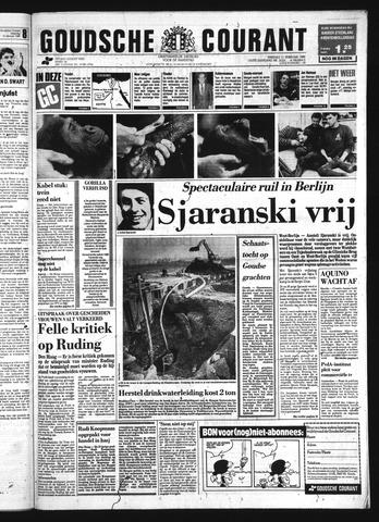Goudsche Courant 1986-02-11