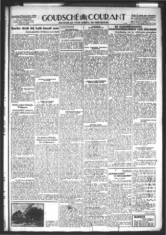 Goudsche Courant 1944-09-09