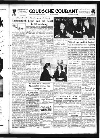Goudsche Courant 1953-01-08