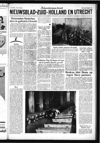 Schoonhovensche Courant 1962-01-10