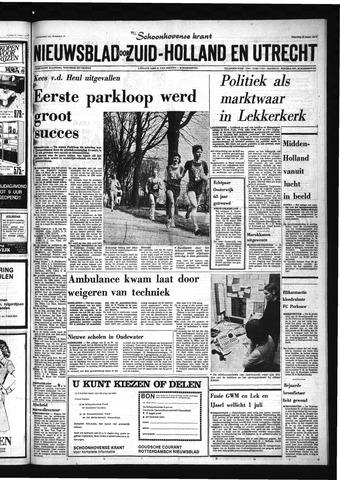 Schoonhovensche Courant 1974-03-25