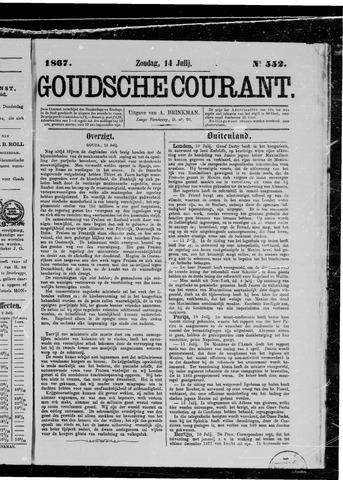 Goudsche Courant 1867-07-14