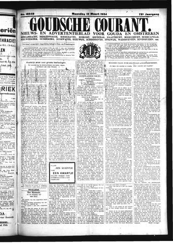Goudsche Courant 1934-03-12