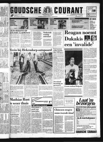 Goudsche Courant 1988-08-04