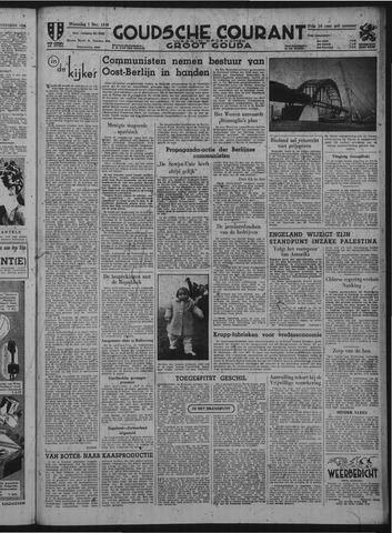 Goudsche Courant 1948-12-01