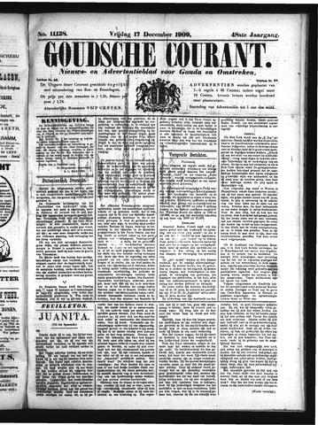 Goudsche Courant 1909-12-17