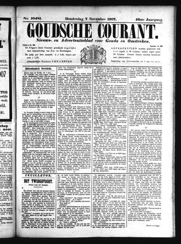 Goudsche Courant 1907-11-07
