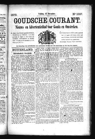 Goudsche Courant 1872-11-22