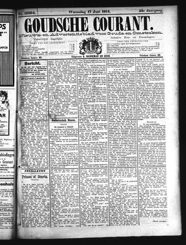 Goudsche Courant 1914-06-17