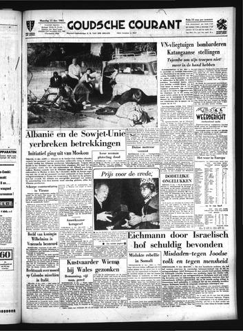 Goudsche Courant 1961-12-11