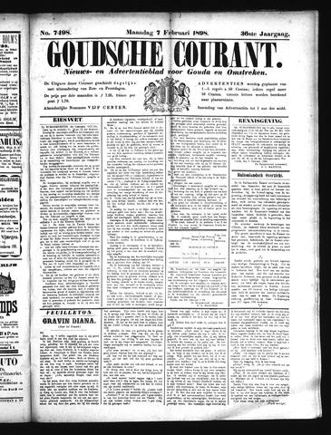 Goudsche Courant 1898-02-07