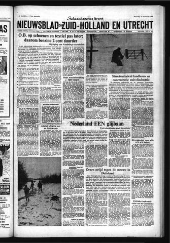 Schoonhovensche Courant 1965-11-22