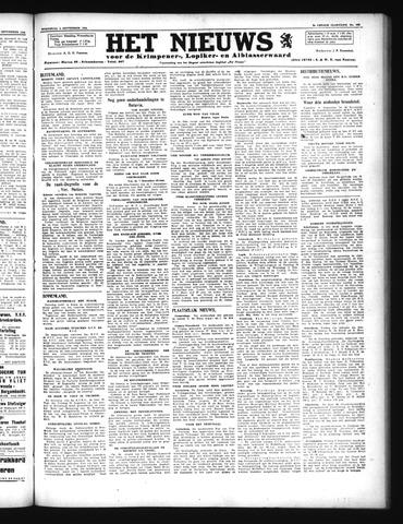 Schoonhovensche Courant 1946-09-04
