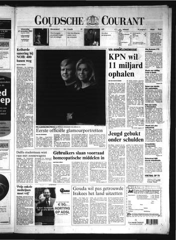 Goudsche Courant 2001-11-21