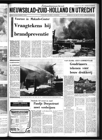 Schoonhovensche Courant 1976-07-14