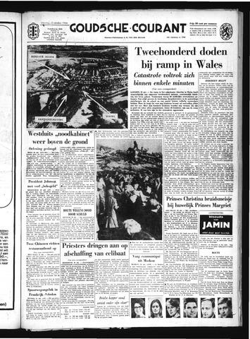 Goudsche Courant 1966-10-22