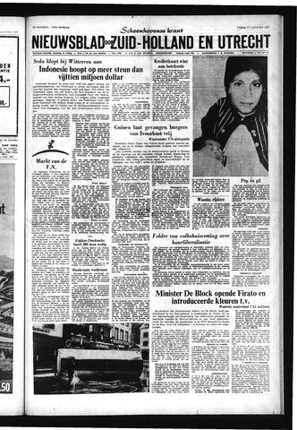 Schoonhovensche Courant 1967-09-22