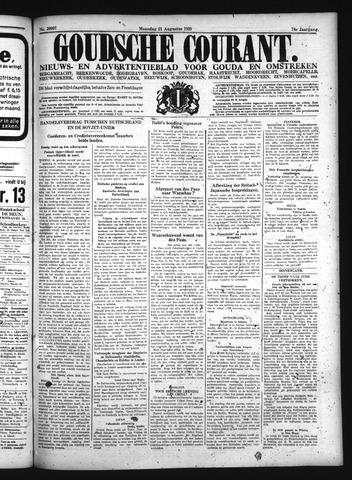 Goudsche Courant 1939-08-21