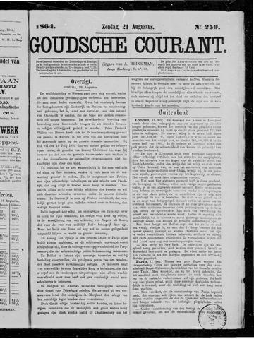Goudsche Courant 1864-08-21